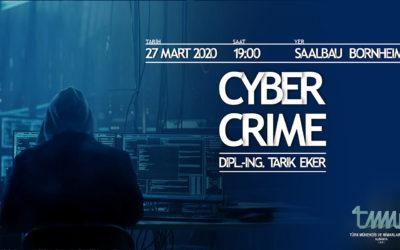 Konferans: Cybercrime